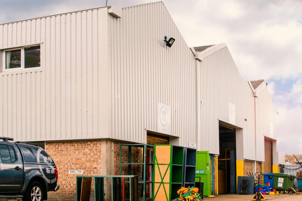 Unit 2 Kirkley Business Park, Lowestoft, NR33 0PX